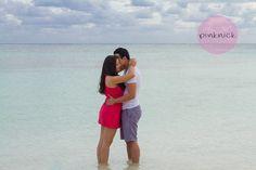 Sesiones románticas en Cancún & Playa del Carmen.