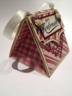 Kristinas kortblogg: Veskekort mal/ purse card tutorial