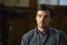 So handsome! We miss his face! Don't miss the PLL Halloween special Tuesday, Oct 21 at 8/7c on ABC Family!