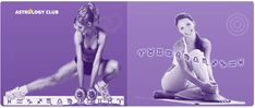 Fitness Workout Routines By Zodiac Sign