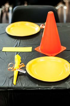 Construction Theme Birthday Party Ideas | Photo 45 of 45