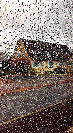 'rain drops' by emmanuelvarnas Rain Drops, Street Photography, Landscapes, Community, Art, Paisajes, Art Background, Scenery, Kunst