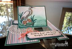 Bird Cards, Boats, Stampin Up, Challenges, Lily Pad, Fancy, Nautical, Projects, Ships