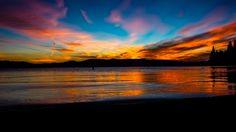 Skyler's shot of Lake Tahoe.