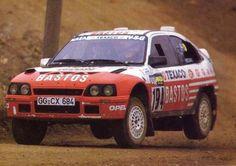Opel Kadett GSi Rally
