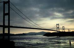 Kurushima Bridge, Japan