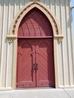 Church Doors Yreka Ca