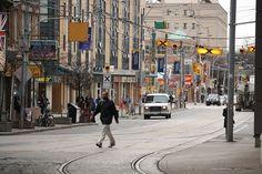 Dundas Street Toronto Ontario, Places Ive Been, Travel Inspiration, Cool Photos, Travel Photography, Beautiful Places, Environment, Toronto Travel, Wanderlust