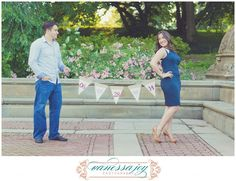 unique save the date banner, engagement session, new york city engagement, wedding, banner, photo props - NJ Wedding