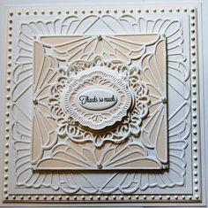 PartiCraft (Participate In Craft): Art Deco Inspired