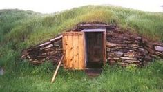 Root cellar!  Where do I put one of these at the beach?