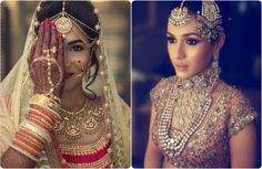 What Accessories Should You Wear With Your Bridal Lehenga? It's a question that has left many fashion-crazed brides tossing and turning in their beds at night desperately hoping for some divine intervention by the style gods to solve their dilemma. ....... Discover more articles here: http://strandofsilk.com/indian-fashion-blog