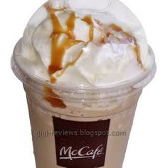 McDonald's Caramel Frappe Copycat Recipe cup instant coffee, brewed at 1 and or double strength, frozen (s. Mcdonalds Caramel Frappe, Caramel Frappe Recipe, Frappe Recipe Mcdonalds, Mcdonalds Recipes, Recipe For Frappe, Keto Mcdonalds, Mcdonalds Coffee, Recipe Recipe, Ninja Blender Recipes