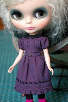 More Super-Junk genius #blythe #doll #dress #superjunk
