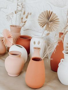 Old Vases, Behr Paint, Crafts For Kids, Diy Crafts, Behr Marquee, Paint Drying, Fireplace Mantle, Spring Home, White Paints