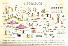 Codex Seraphinianus - Diamond Twin