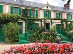Giverny, Monet's House and Garden