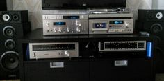 Blue line series setup from 80'