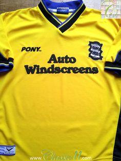 efbfe3d954d 9 Best Classic Birmingham City Football Shirts images