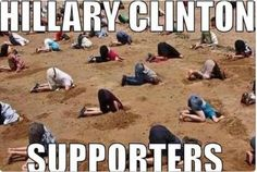 Meme Sums Up What Hillary Supporters Are All About
