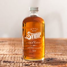 Vermont Maple Syrup  A Medium Amber  100 Natural by TheSyrupShop, $10.00