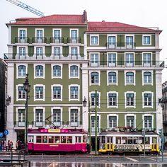 https://flic.kr/p/E5j2p5 | Tram de Lisbonne | Leica M8, Summicron 35 V IV