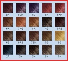 Goldwell Nectaya Color Chart 143809 20 Best Goldwell Color Images On Pinterest Redken Color Hair Color Chart Redken Hair Color
