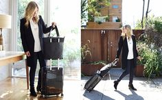 The TT - Women's Travel Bag & Everyday Carryall Tote - Lo & Sons