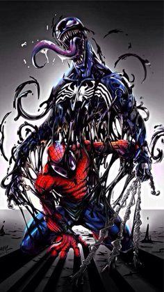 Spider Man Separation Anxiety
