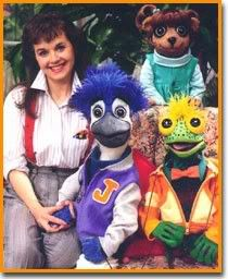 Under the Umbrella Tree. I fricken loved this show as a kid!!!