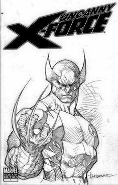 Wolverine by Ale Garza * - Art Vault