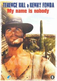 My Name Is Nobody :: Monroe Videotheek My Name Is Nobody, Movie Shelf, Terence Hill, Henry Fonda, Old Movie Stars, Old Movies, Movie Tv, Tv Series, Handsome