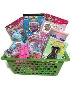 Shopkins Easter Basket Rare EXCLUSIVE BASKET Easter Eggs Peeps Chocolate Bunny  #ShopkinsPeepsCharmsBalmer