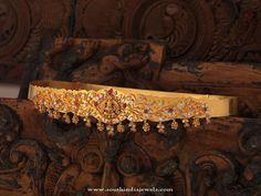Gold Temple Jewellery Ottiyanam Designs, Gold Antique Temple Vadanam Designs, Gold Waist Belts for Women. Gold Temple Jewellery, Gold Jewellery Design, Gold Jewelry, India Jewelry, Designer Jewelry, Indian Wedding Jewelry, Bridal Jewelry, Indian Bridal, Vaddanam Designs