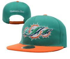 NFL Miami Dolphins Fashionable Snapback Cap for Four Seasons