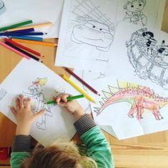 Kostenlose Ausmalbilder für Kinder #Ausmalbilder #Malvorlagen #kostenlos