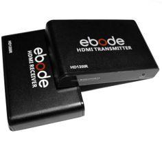 Ebode HD120IR-R HDMI Extender over Single CAT5e/6 with IR