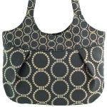 Maruca Fashion Bag - Linked Black