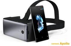 Vernee+Apollo,+2K+Ekran+++Helio+X25