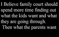 The courts are only in it for the money. PERIOD! After 7 years and thousands of dollars, we have decided it is time for our family to heal. We are trusting God to give us justice against the deadbeat Meth egg donor.