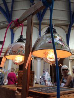 Sugar Bowl Shade lamps on sale