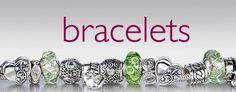 Silver charms with murano glass Murano Glass, Silver Charms, Charmed, Bracelets, Jewelry, Bangle Bracelets, Jewellery Making, Jewerly, Jewelery
