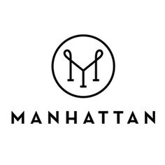 Manhattan Bar #logo