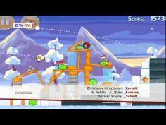 Angry Birds - ein Blick hinter die Kulissen der Erfinderfirma in Finnland.