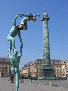 Place Vendôme - Paris 1