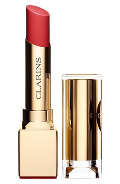 Clarins 'Rouge Eclat' Lipstick in Coral Pink