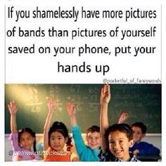 *raises hand* but it's no shame