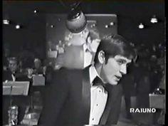 ▶ Gianni Morandi - Scende la pioggia (serata finale) - YouTube
