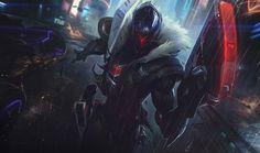 League of legends - Project Jhin