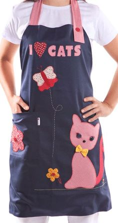 - Best Sewing Tips Sewing Aprons, Sewing Clothes, Diy Clothes, Fabric Crafts, Sewing Crafts, Sewing Projects, Applique Patterns, Sewing Patterns, Jean Apron